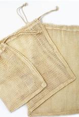 Danesco Cotton Mesh Produce Bags