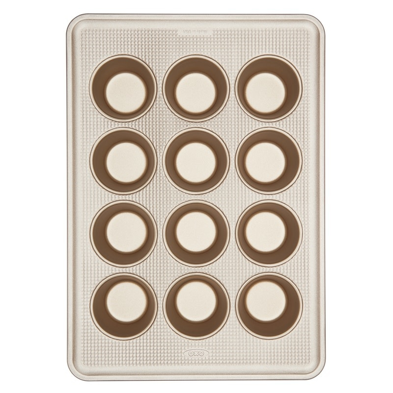 OXO Good Grips NS Pro 12 Cup Muffin Pan