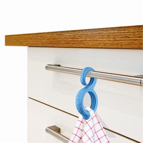Fusionbrands GoHook Magnetic Clip - Blue