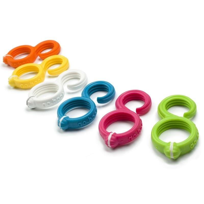 Fusionbrands GoHook Magnetic Clip - Fusia