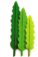 Fusionbrands Leaf Twisters S/3 - Assorted Sizes