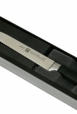 "Zwilling J.A. Henckels Four Star 5"" Bagel Knife Scalloped"