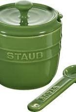 Staub Sugar Bowl 0.25L/0.26qt - Basil Green