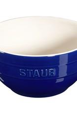 """Staub Bowl Large Blue 17cm/6.5"""" 1.2L/1.3qt"""