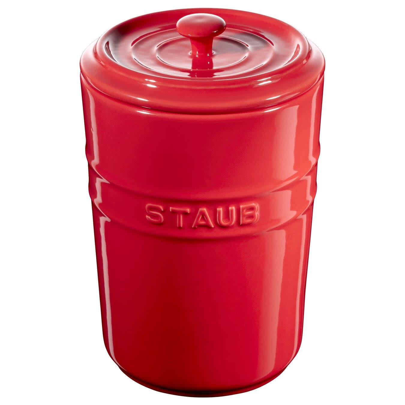 Staub Storage Pot 1.0L Cherry