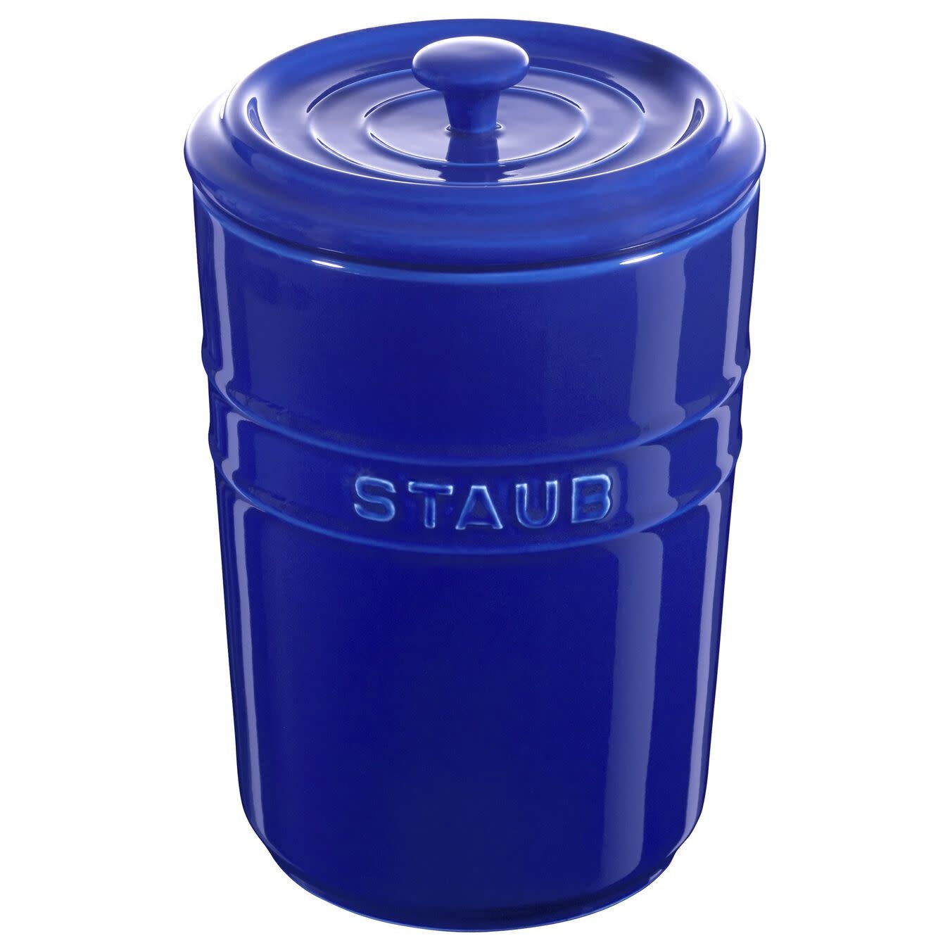 Staub Storage Pot 1.5L Blue
