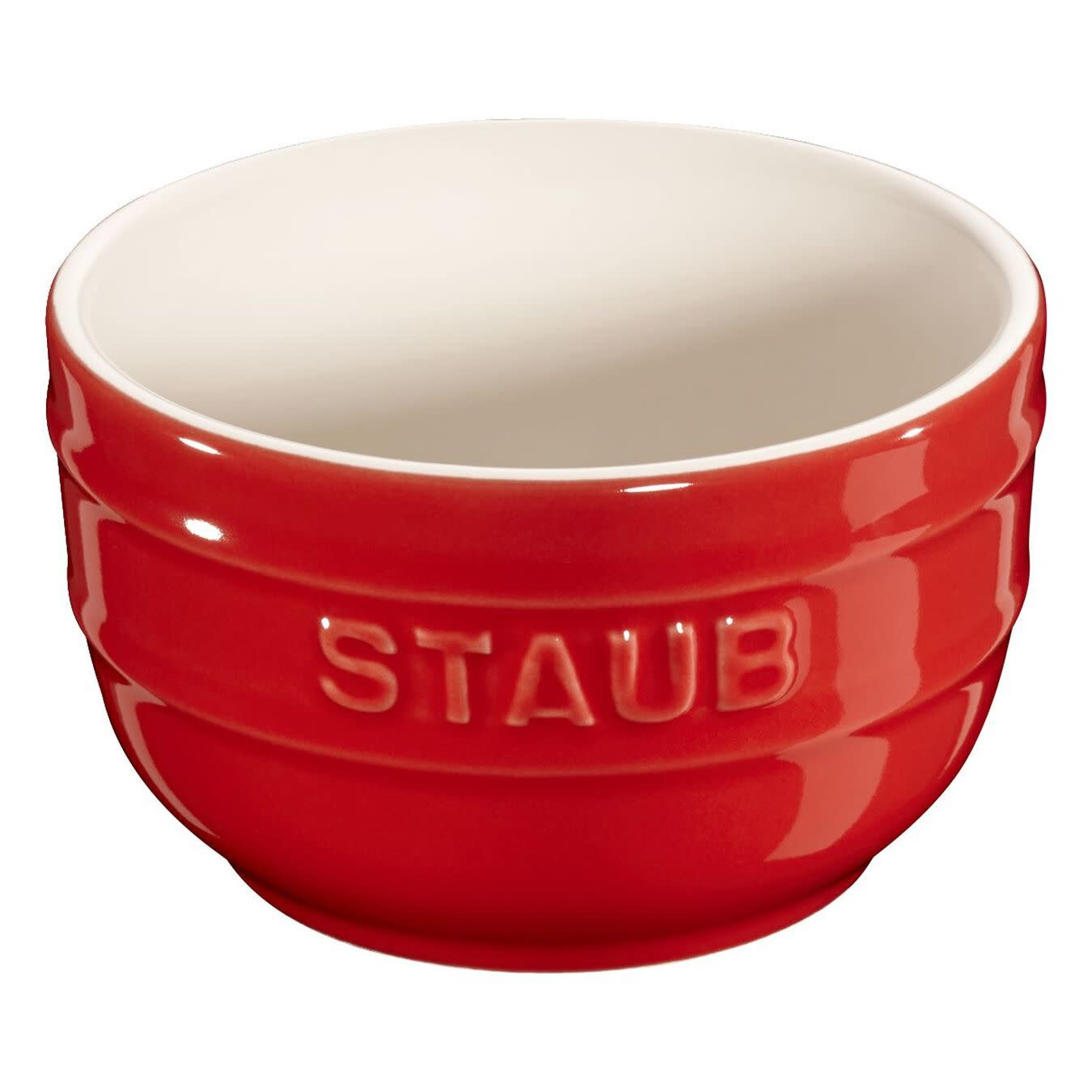 Staub Ramekin Set 2pc 235ml / 0.25qt Cherry