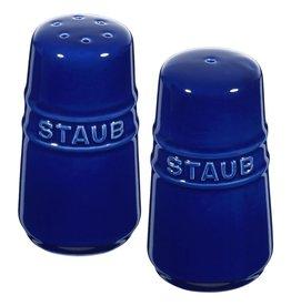 "Staub Salt & Pepper Shakers 7cm / 2.8"" -Blue"