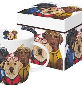 Mug in Gift Box - Three Musketeers