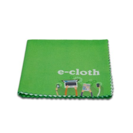 E-Cloth Personal Electronics Cleaning Cloth - Green