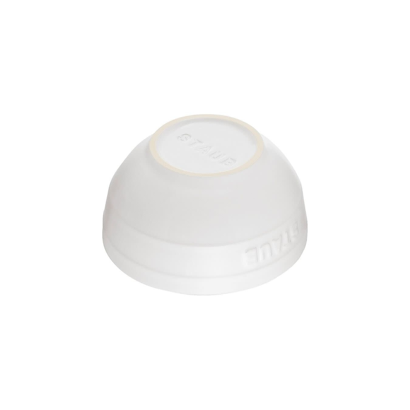 "Staub Bowl Small White 12cm / 4.75"""