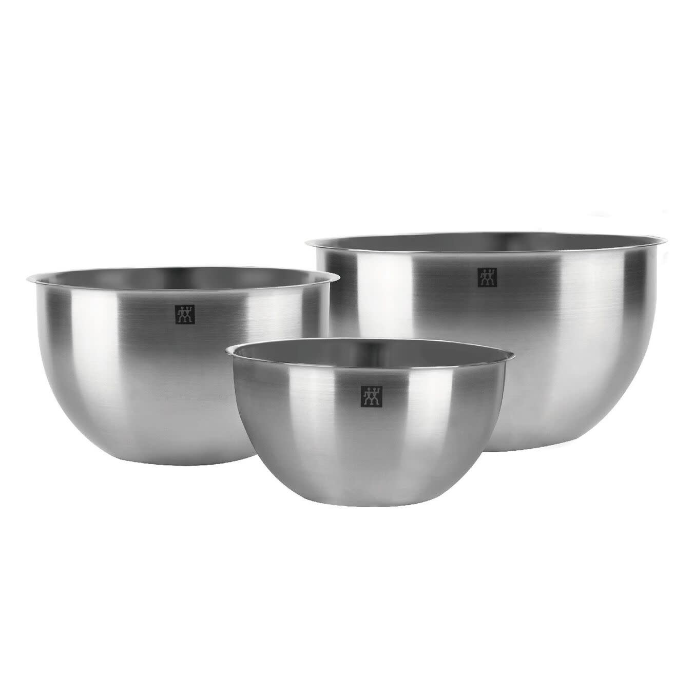 ZWILLING Twin - Mixing Bowl Set 3pc SSteel