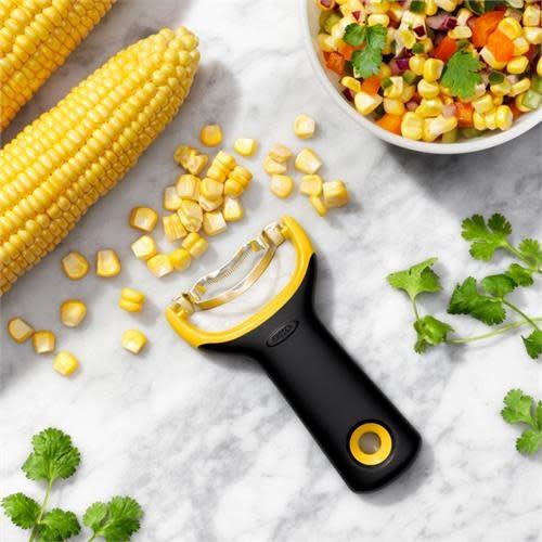 """OXO GG Corn Peeler 11cm/4.25"""" - Yellow"""
