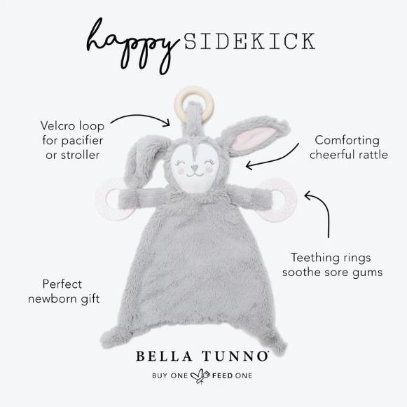Bella Tunno Loretta the Llama Happy Sidekick