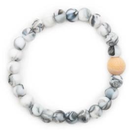 Bella Tunno Bradley Marble Teething Bracelet