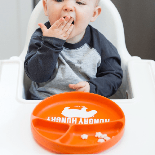 Bella Tunno Hungry Hippo Wonder Plate