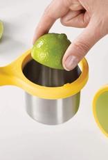 Joseph Joseph JJ Helix Citrus Press - Yellow