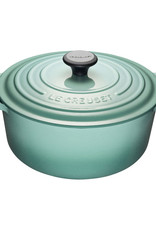 Le Creuset 5.3L Round French Oven - Sage