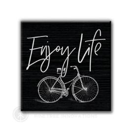 Pinetree Innovations Magnet - Enjoy Life