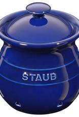 Staub Garlic Keeper 11cm/0.5L Blue