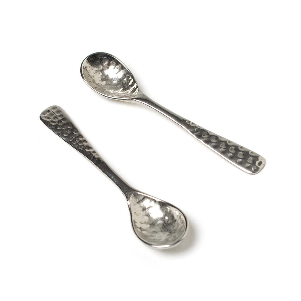"Mini Hammered Spoon - 2.5""L"