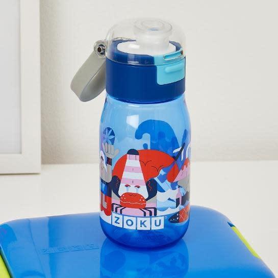 Kids Flip Gulp - Blue Sea Friends - 475ml/16oz