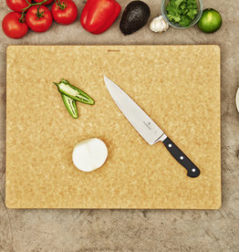 "Epicurean 21""x16"" Big Block Cutting Board Natural"