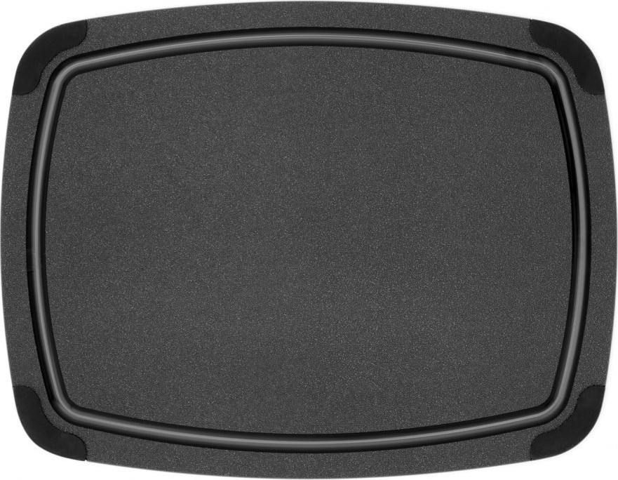 "Epicurean Poly Board All-Purpose Cutting Board - Black -14.5"" x 11.25"""