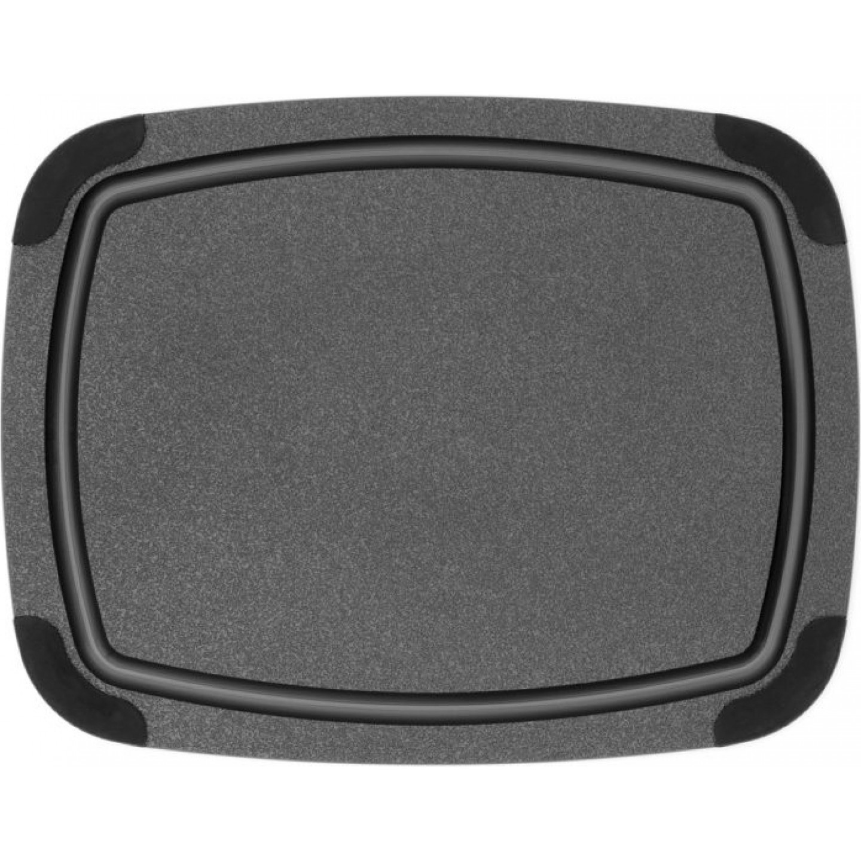 "Epicurean Poly Board All-Purpose Cutting Board - Black -11.5""x 9"""