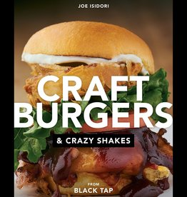 Craft Burgers & Crazy Shakes - Isidori