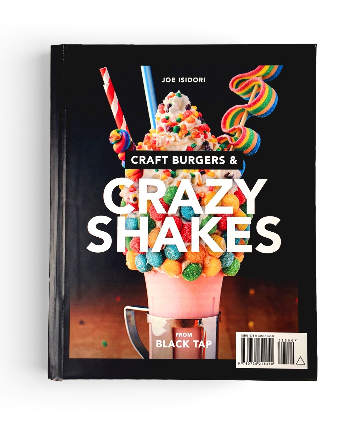 Craft Burgers & Crazy Shakes - Isidori