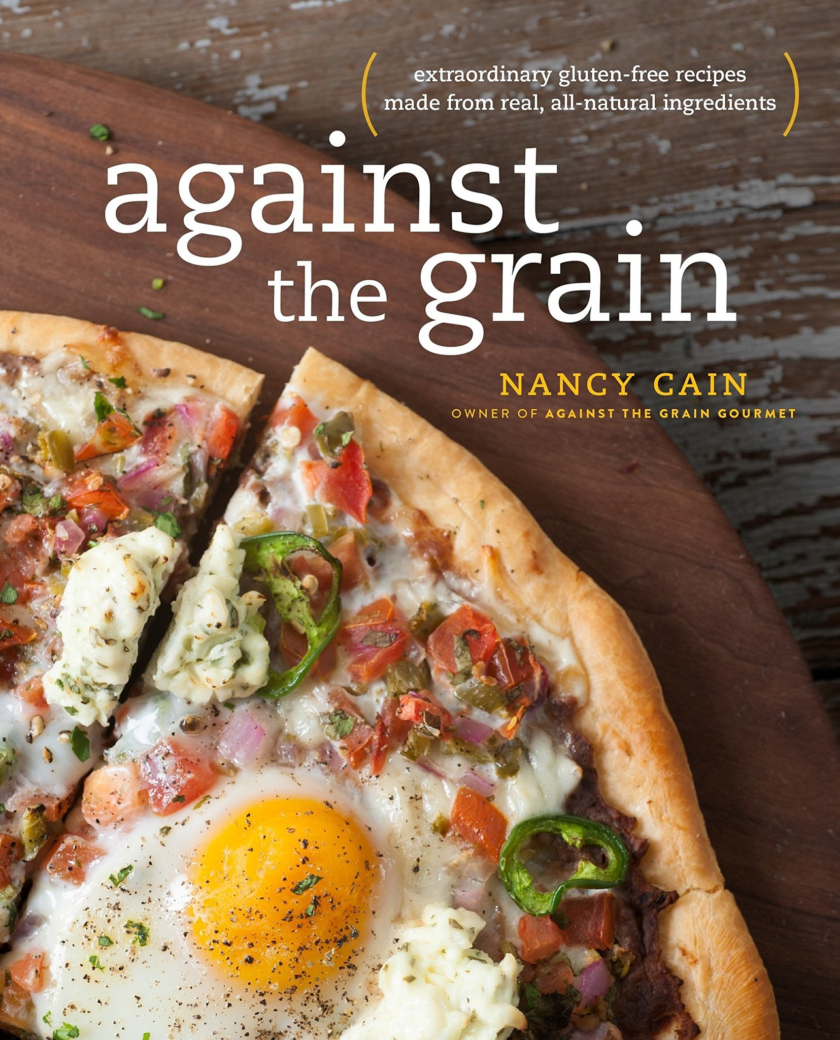 Against The Grain - Nancy Cain