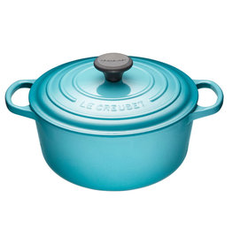 Le Creuset 4.2L Round French Oven - Caribbean