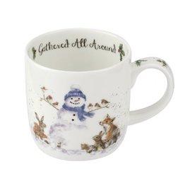 Wrendale Designs Mug 11oz - Gather All Around