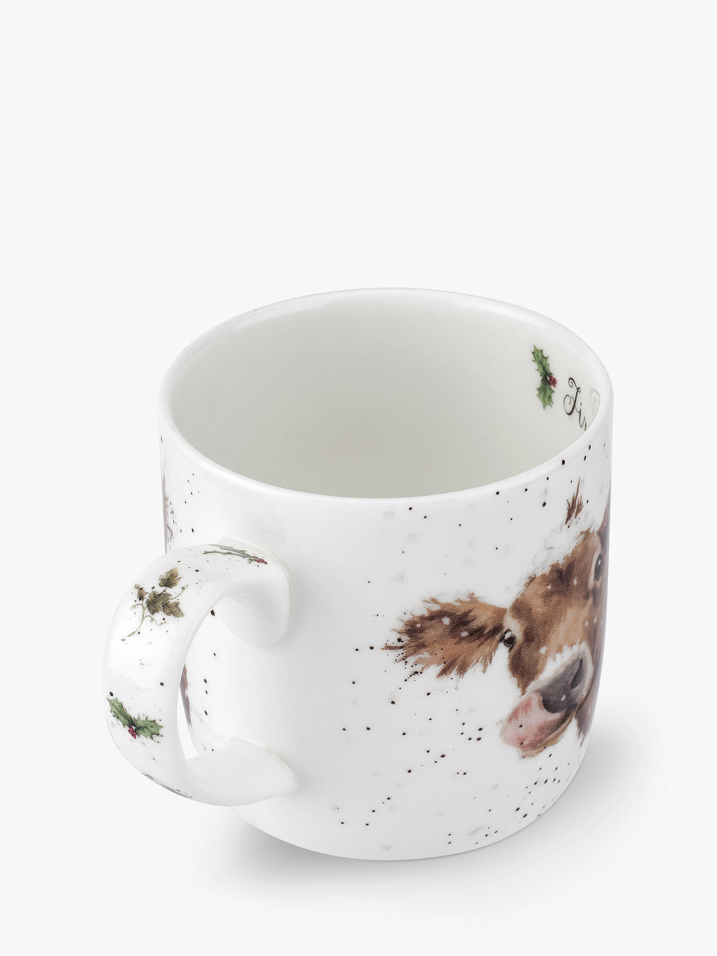 Wrendale Designs Mug 11oz - First Taste Of Snow