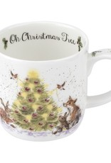 Wrendale Designs Mug 11oz - Oh Christmas Tree