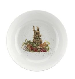 "Wrendale Designs Salad Bowl 10"" - Rabbit"