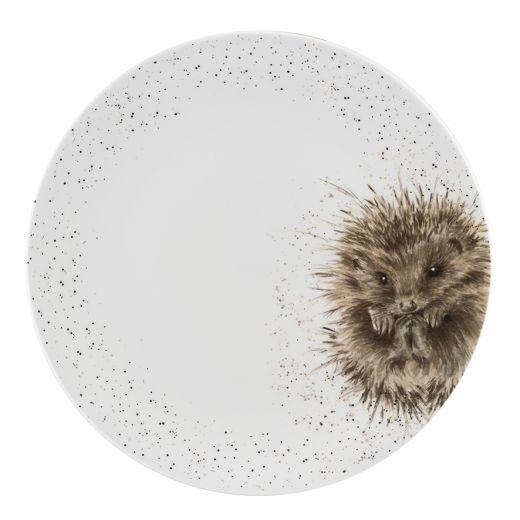 """Wrendale Designs 12.5"""" Hedgehog Coupe Platter"""
