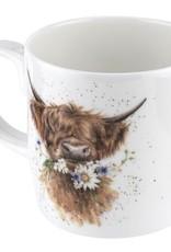 Wrendale Designs Mug 14oz - Thank You So Mooch