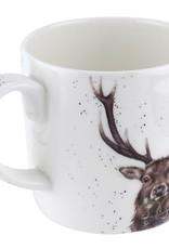 Wrendale Designs 14oz Mug - Dad (Stag)
