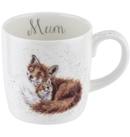 Wrendale Designs 'Mum' Mug (Fox)