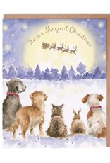 Wrendale Designs A Magical Christmas - Card