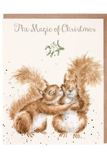 Wrendale Designs The Magic Of Christmas - Card