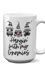 Pinetree Innovations Coffee Mug - Hanging With My Gnomies 15oz