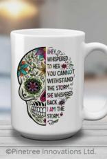 Pinetree Innovations Coffee Mug - I Am The Storm 15oz