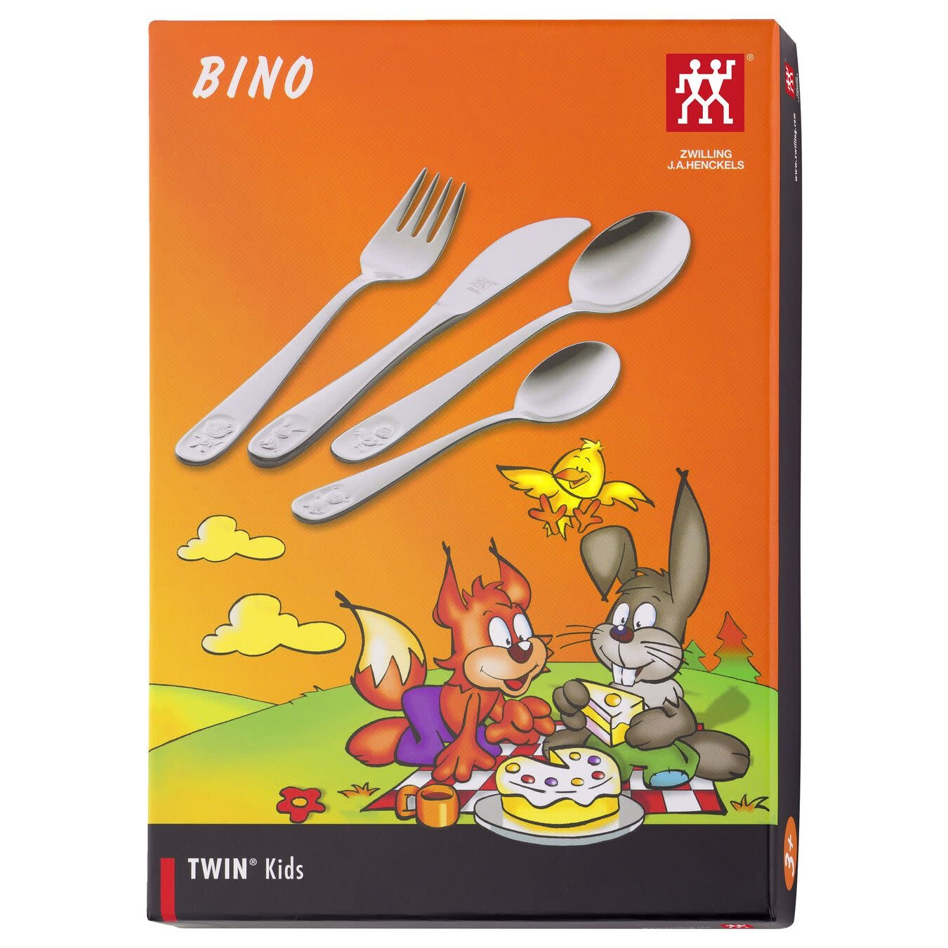 Zwilling J.A. Henckels 4pc Children's Set - Bino