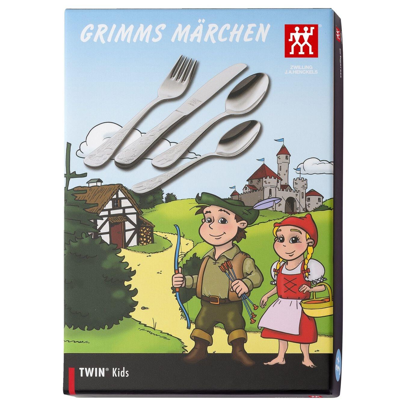 ZWILLING 4pc Children's Set - Grimm's Fairy Tale