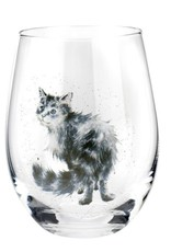 Wrendale Designs Assorted Domestic Animals Tumblers 19oz S/4