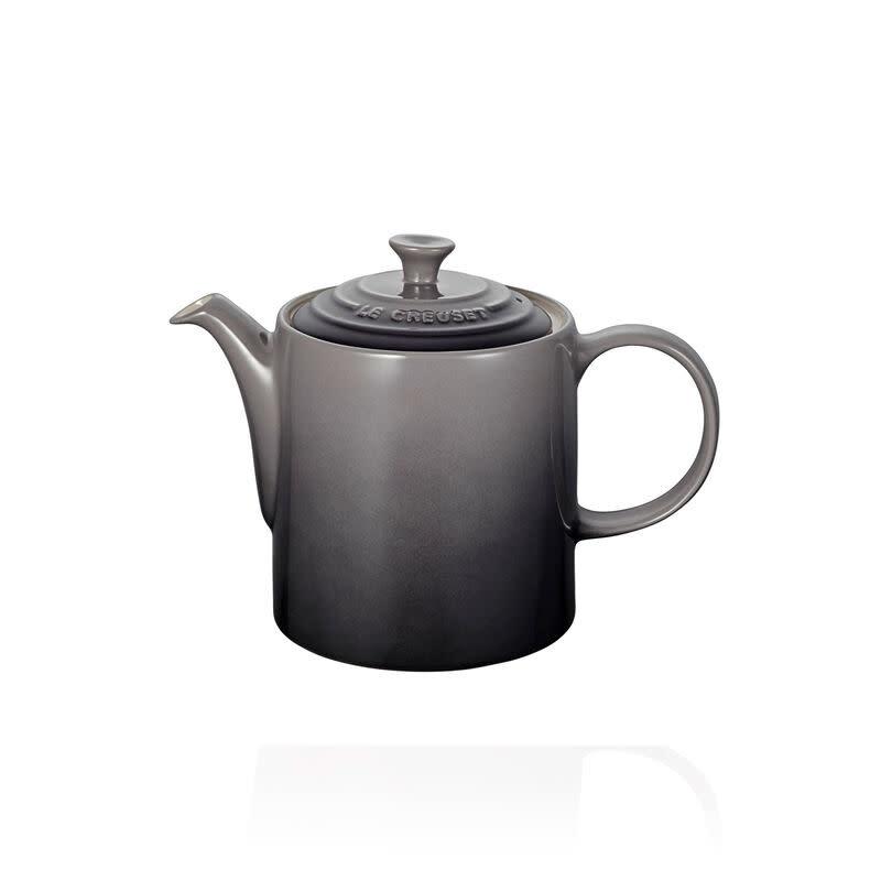 Le Creuset Grand Teapot 1.3L - Oyster (Flint)