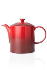 Le Creuset Grand Teapot 1.3L - Cherry (Cerise)